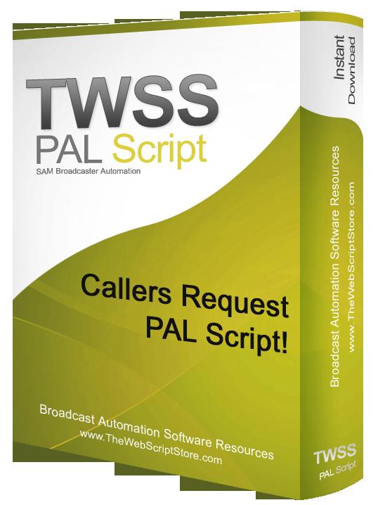 The Caller's Request PAL Script