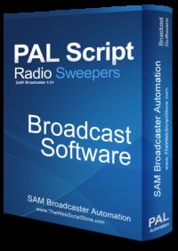 Radio Sweepers PAL Script