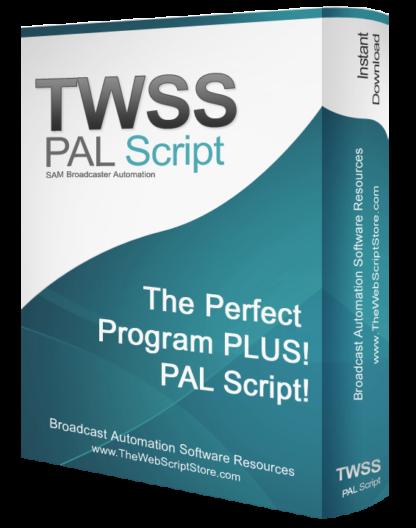 The Perfect Program PLUS PAL Script