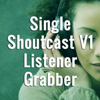 Shoutcast V1 Listener Software